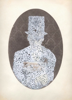 Self-Portrait with Barnacles, 2010 © Dan Estabrook