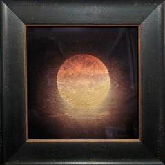 Lunar Eclipse I, Tucson Arizona, Super Moon, January 31, 2018[Ref. #312]