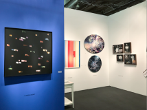 AIPAD 2018 installation view