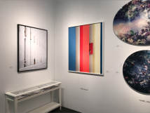 Installation view at AIPAD 2018