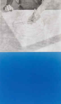 Cyanomètre 7, 2017 © Laurent Millet