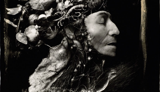 Image: Joel-Peter Witkin, Harvest, 1984.