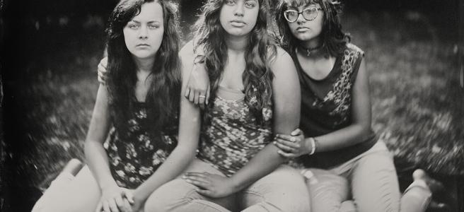 Image: Caroline, Emily, Chloe 2014 by Keliy Anderson-Staley